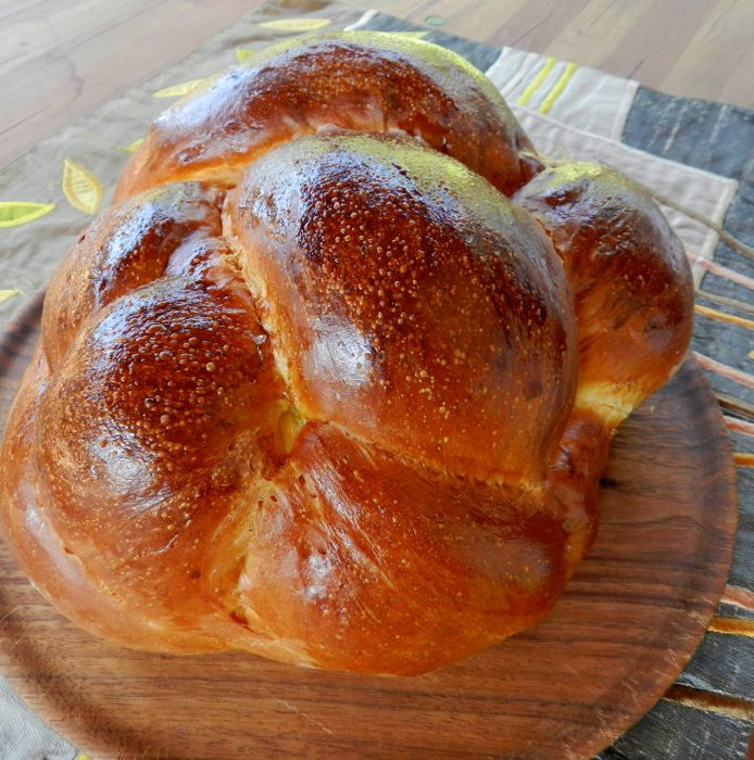 New Year's Challah | HenCam