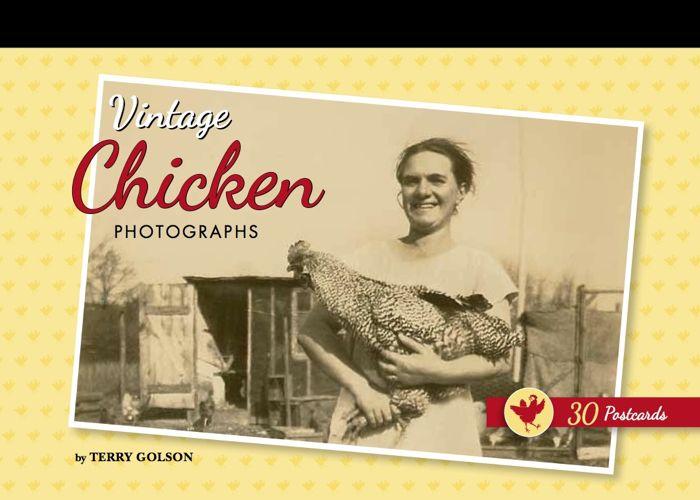 ChickenPostcardBook Cover