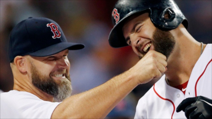 david-ross-mike-napoli
