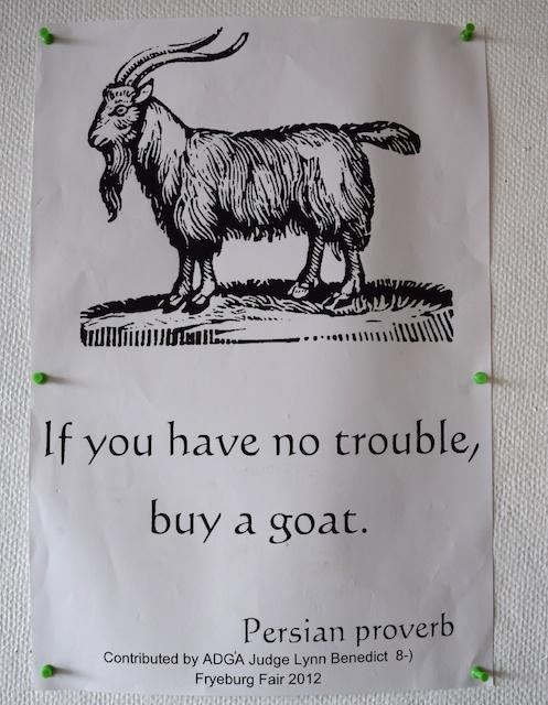 goat sign