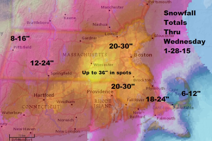 blizzard map