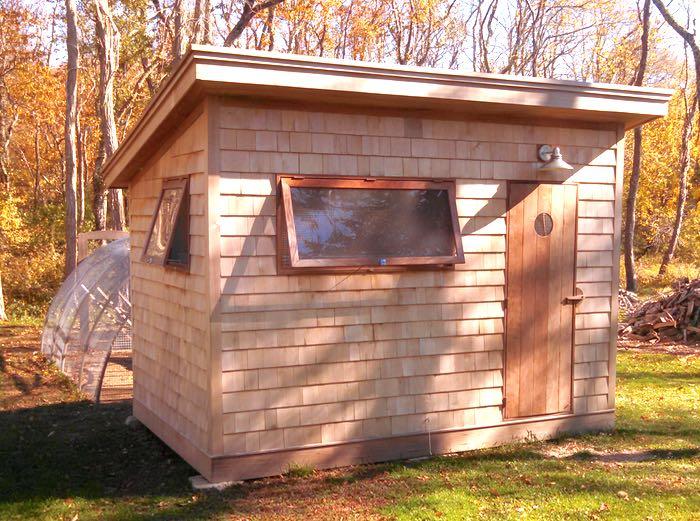 exterior coop