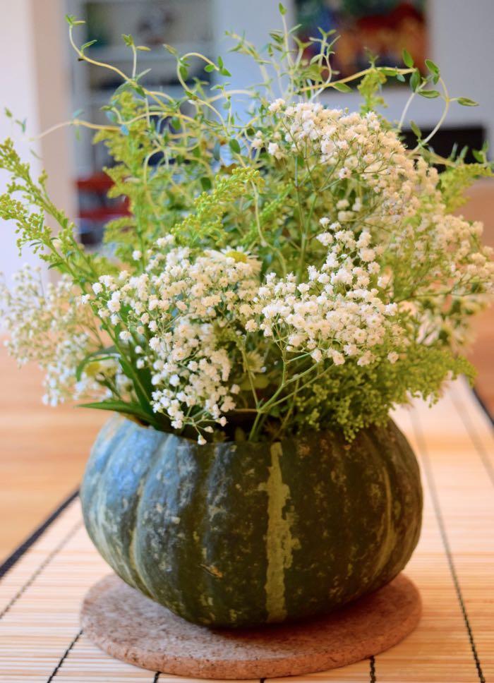 squash vase